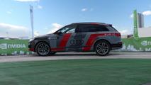 Audi Q7 derin öğrenme konsepti