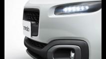 Citroën divulga teaser do novo AirCross; novidades vão além do visual