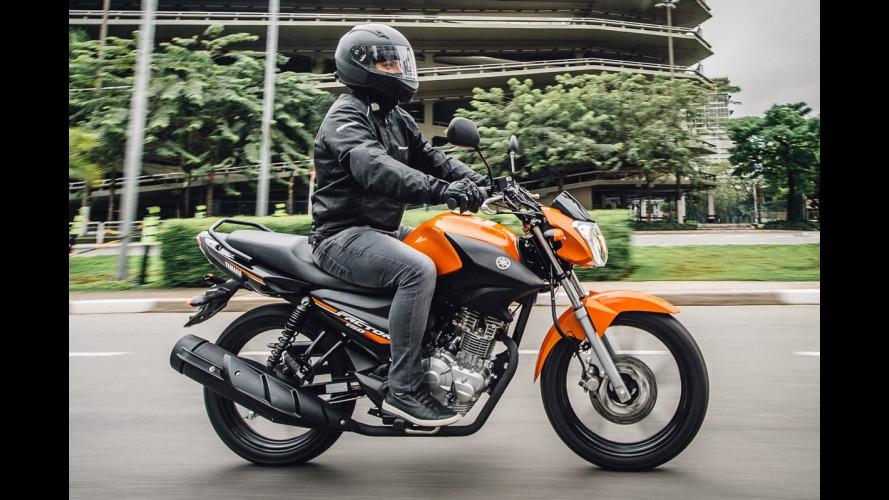 Produção de motos recua 21,7% em abril; vendas diárias despencam