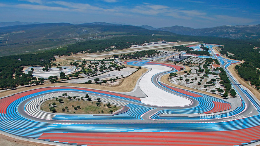 French F1 GP return at Paul Ricard confirmed
