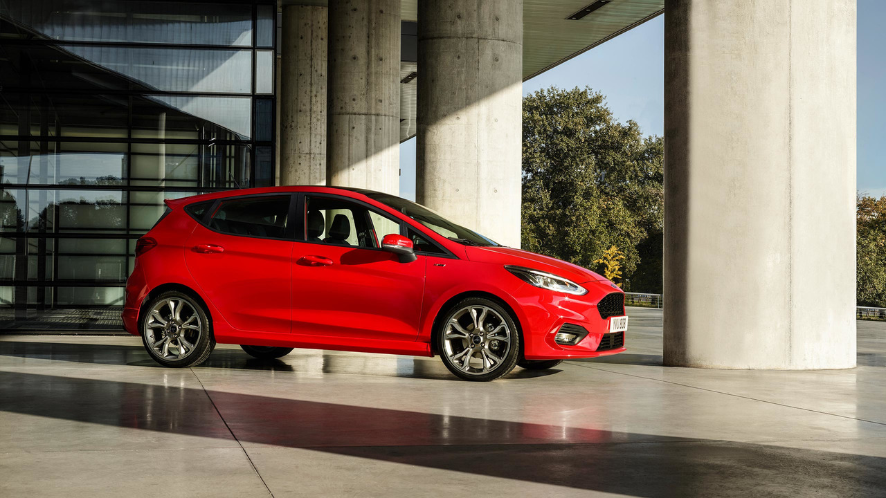 new ford fiesta tech details and powertrain specs finally revealed. Black Bedroom Furniture Sets. Home Design Ideas