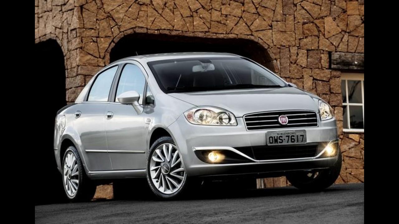 Veja mais do novo Fiat Aegea, substituto do Linea - galeria de fotos