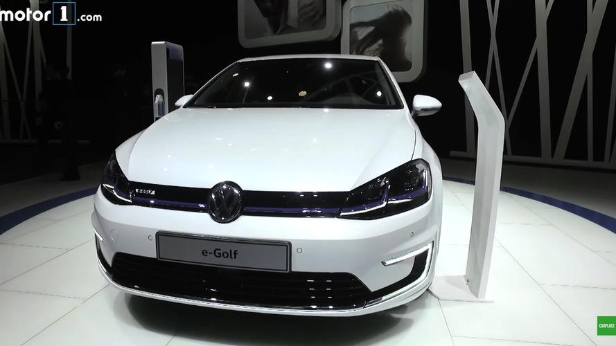 Vídeo - Novo VW Golf 2018 no Salão de Detroit