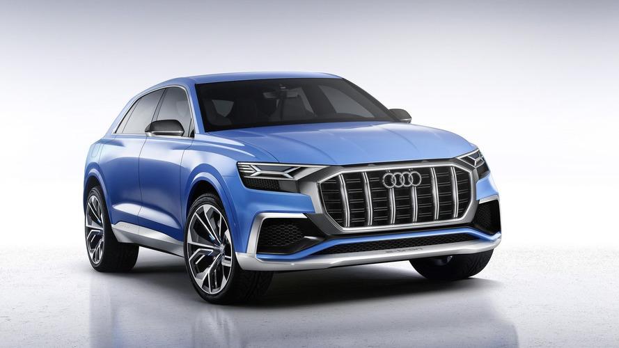 Audi Q8 Concept ile tanışın