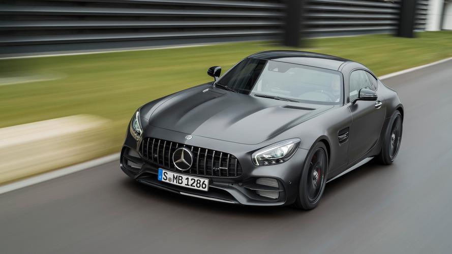 Nuevo Mercedes-AMG GT C Coupé 2017: el segundo de a bordo