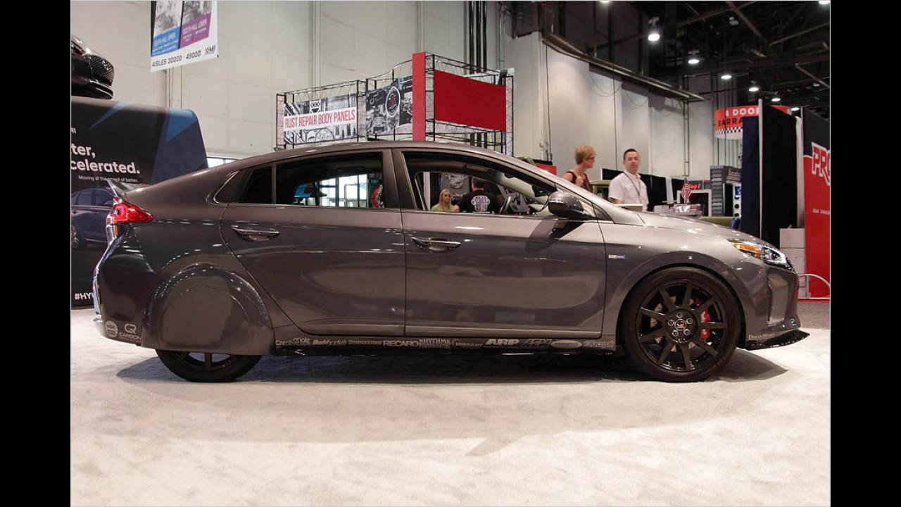Bisimoto Hyundai Ioniq HyperEconiq