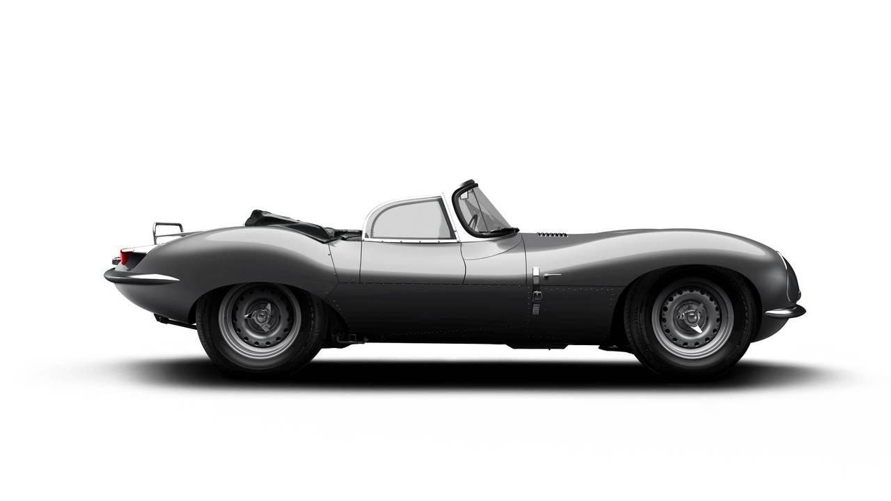 19. Jaguar XKSS