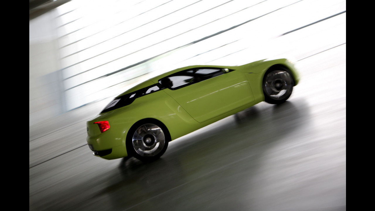 Kia Kee Sport Coupe Concept