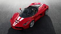 L'ultime Ferrari LaFerrari Aperta