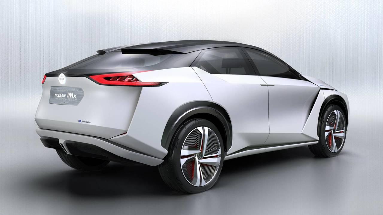 Nissan IMx SUV