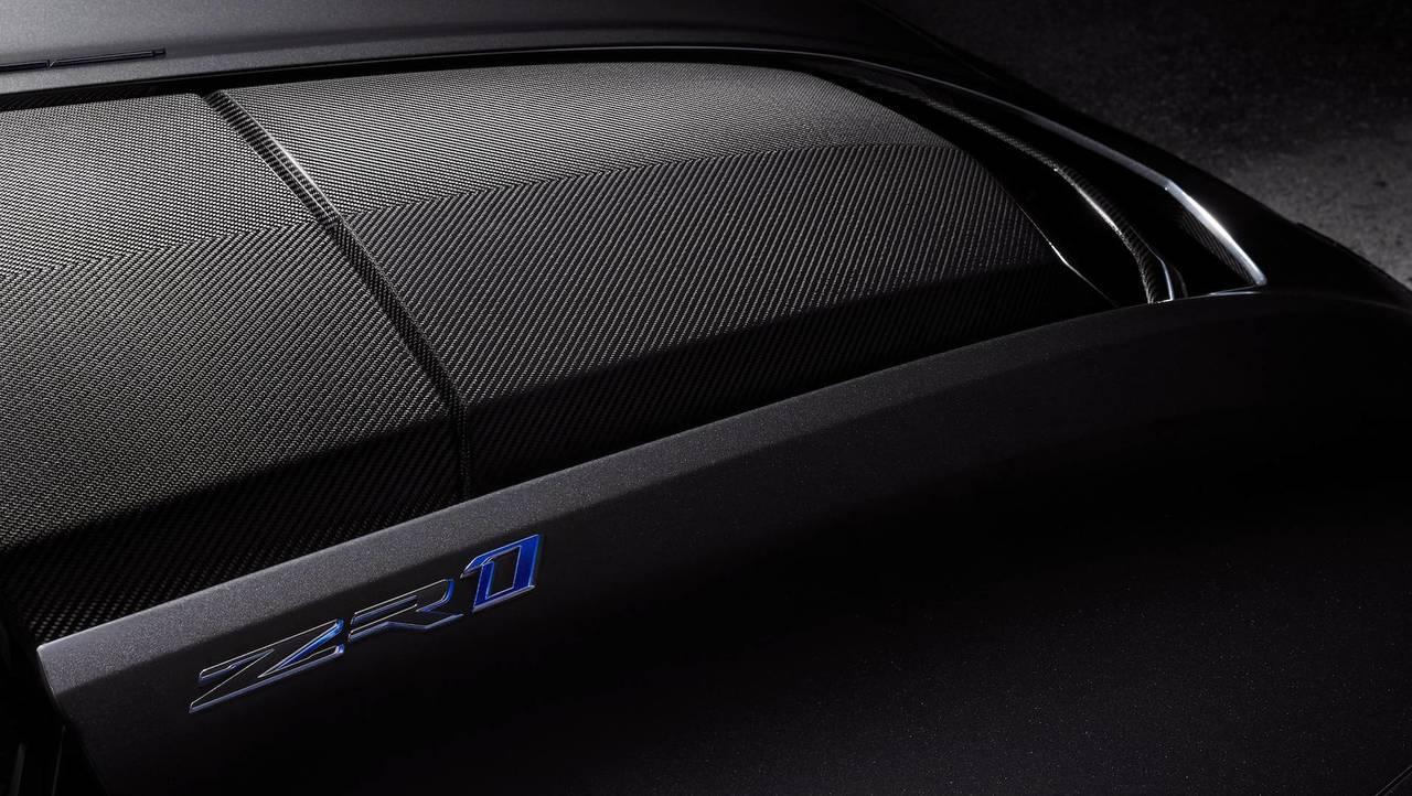 C'est la Corvette la plus puissante jamais produite.