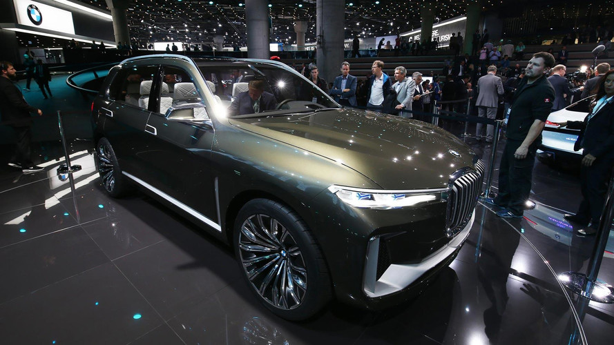 [VİDEO] BMW X7 iPerformance konsepti
