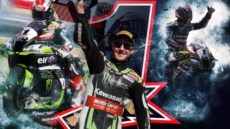 Rea hace historia al vencer su tercer título de WorldSBK consecutivo