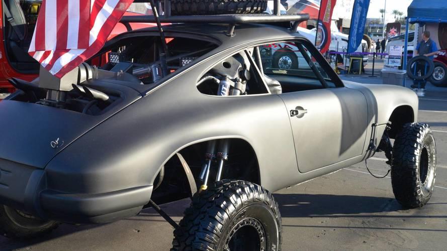Craziest Las Vegas SEMA Show cars