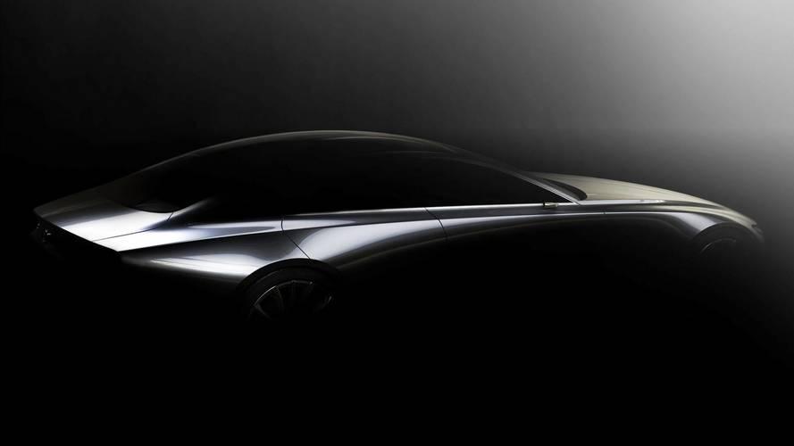 Mazda konsept teaser, Skyactiv-X motor