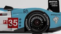Nissan LMP1 concept speculative artist rendering 26.02.2013