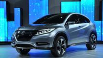 Honda Urban SUV concept live in Detroit 14.01.2013