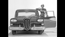 Edsel, foto storiche