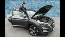 Hyundai Tucson, qualità coreana alla prova