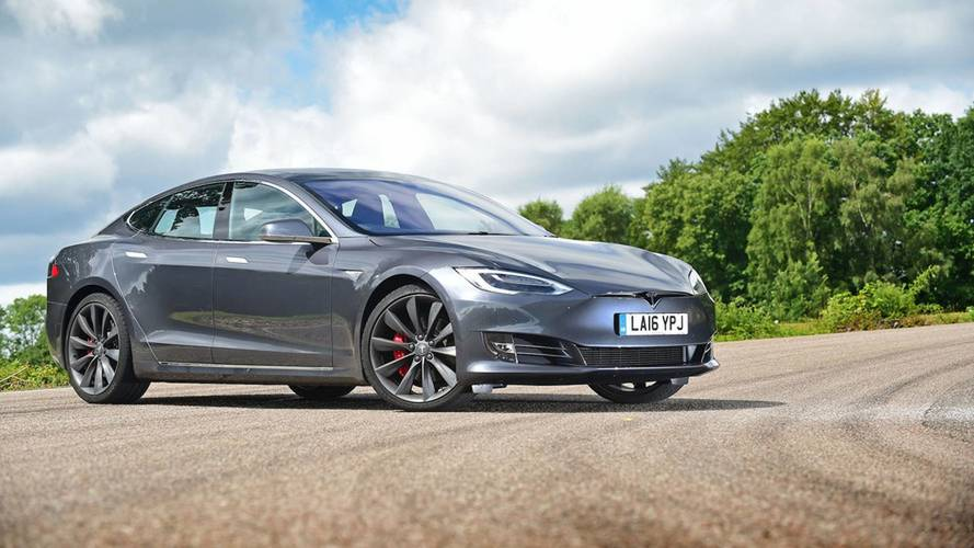 After 100,000 Miles, This Tesla Model S Is Still Almost Faultless