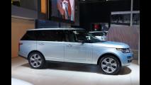 Range Rover Hybrid Long Wheelbase