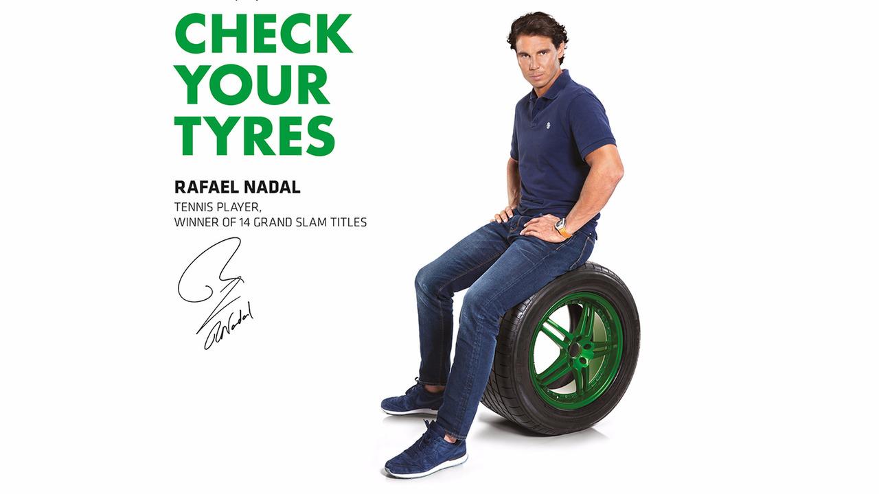 Rafa Nadal, jugador de tenis ganador de 14 grand slam