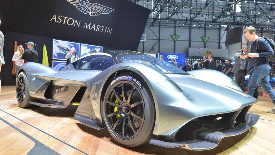 Jó hír a vásárlóknak, teljes mértékben testre szabható az Aston Martin Valkyrie