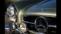 Mercedes 300SL Roadster 1960