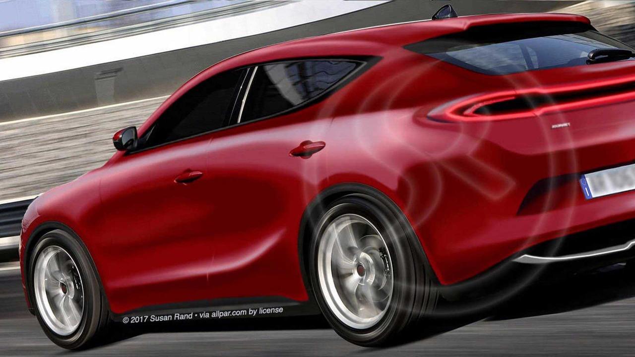Yeni nesil Dodge Journey - Allpar tasarım çalışması