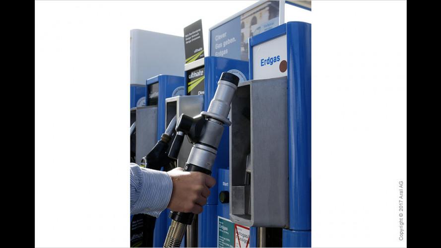 Volkswagen-Konzern erklärt Ausbau der Erdgas-Mobilität