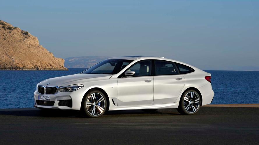 Nevet váltott és szebb lett: BMW 6-os Gran Turismo