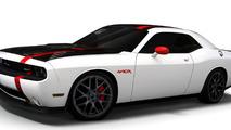 Dodge Challenger SRT8 ACR for SEMA 2011 - 25.10.2011