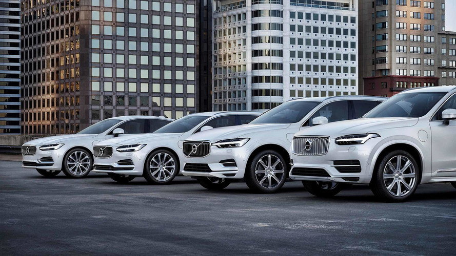 Volvo commits to all-electric line-up from 2019