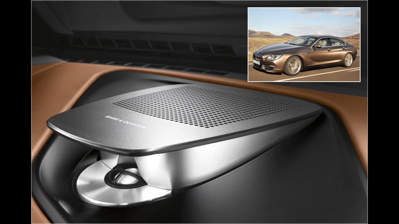BMW: Bang & Olufsen