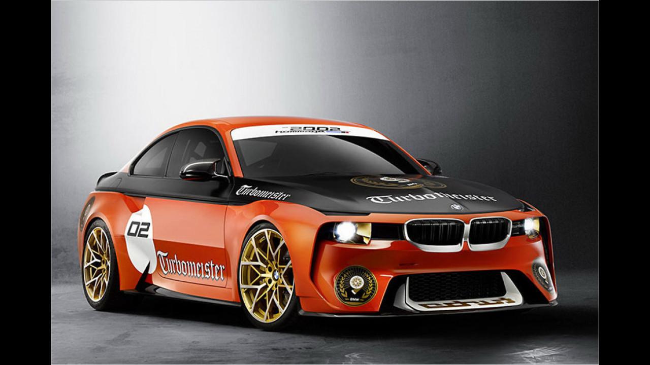 BMW 2002 Hommage ,Turbomeister