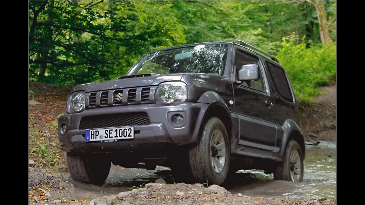 Suzuki Jimny (seit 1998)