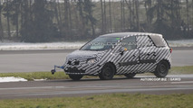 2010 Opel Meriva spy photos