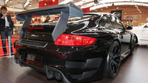 Techart GTStreet R based on Porsche 911 Turbo at Essen Motor Show