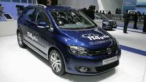 VW Golf Plus Bluemotion