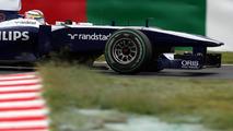 Nico Hulkenberg (GER), Williams F1 Team - Formula 1 World Championship, Rd 16, Japanese Grand Prix, 08.10.2010 Suzuka, Japan