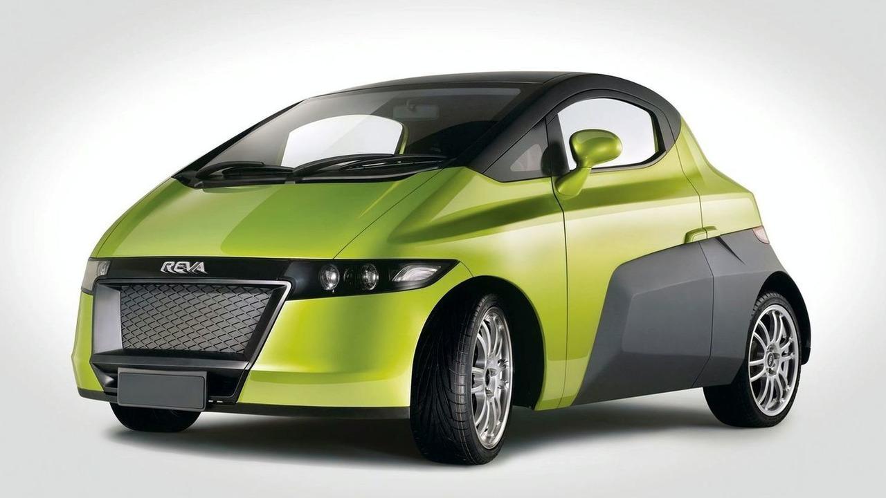 REVA NXG Electric Vehicle