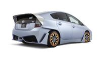 Toyota Prius C&A custom concept 02.11.2010