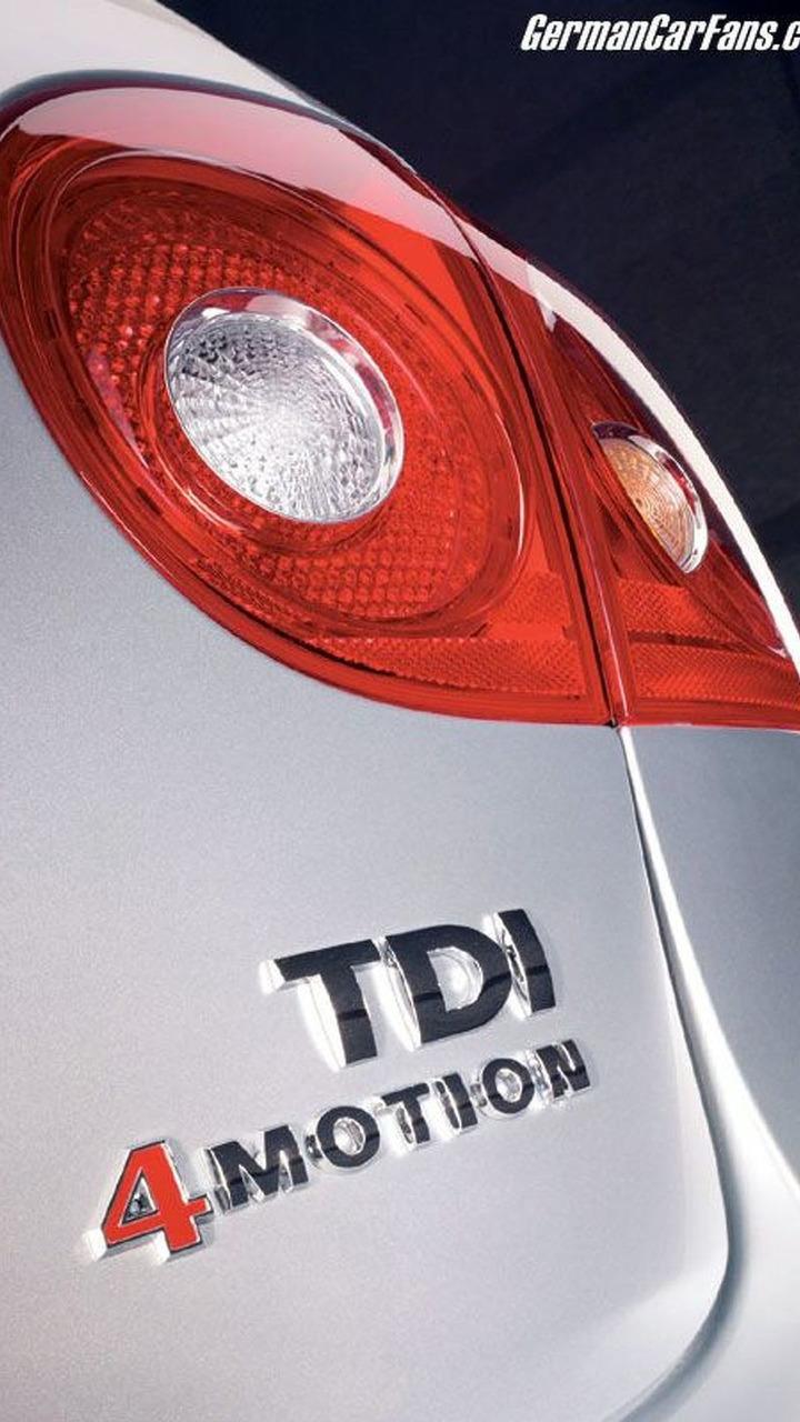 VW Golf 4MOTION