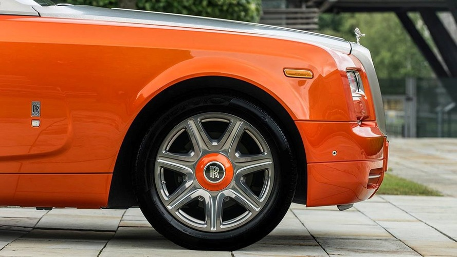 Rolls-Royce Phantom DHC Beverly Hills Edition