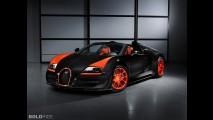 Bugatti Veyron 16.4 Grand Sport Vitesse World Record Car
