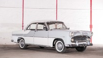 Lot 18 - 1957 Simca Régence