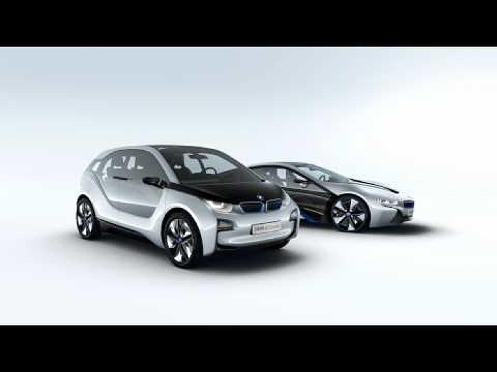2011 BMW i3 & i8 Concept