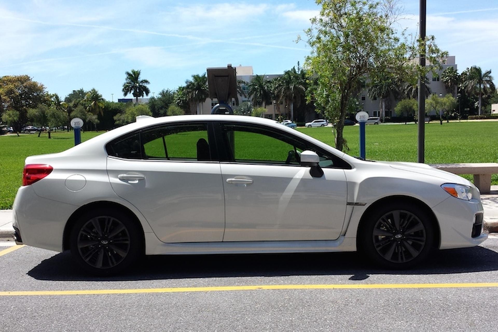 2015 Subaru WRX Quick Drive: A Grippy First Impression