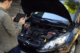 Learn To Be a Mechanic With Augmented Reality iPad App [video]