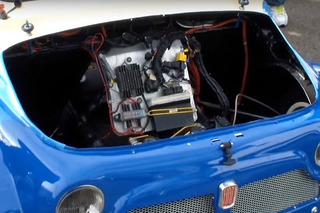 See an Insane Fiat with a Hayabusa Engine